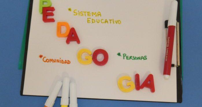 Hablar de Pedagogía implica hablar de Educación